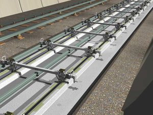 3D modelling - Rail upgrades