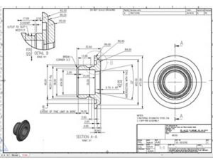 2D Draughting, CAD drawing, 2D CAD services, Cadtoday limited